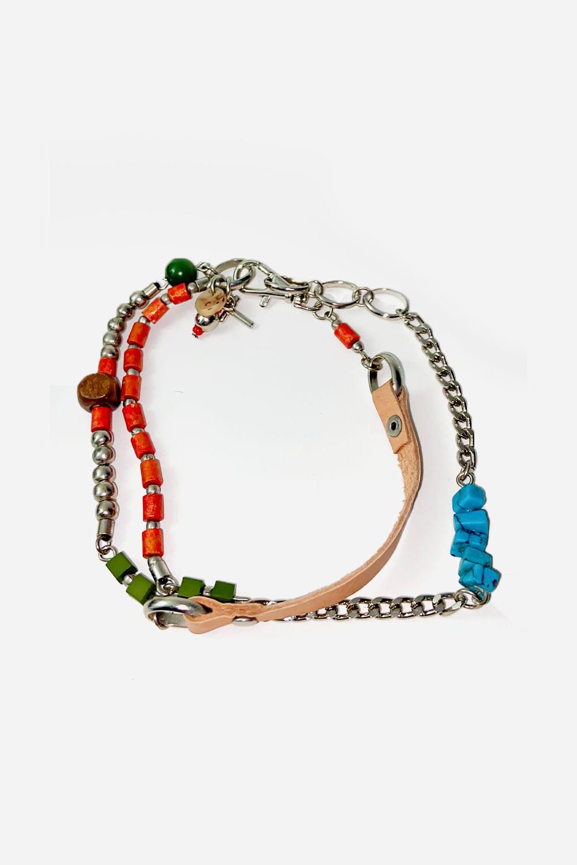 pulseira colar frescor